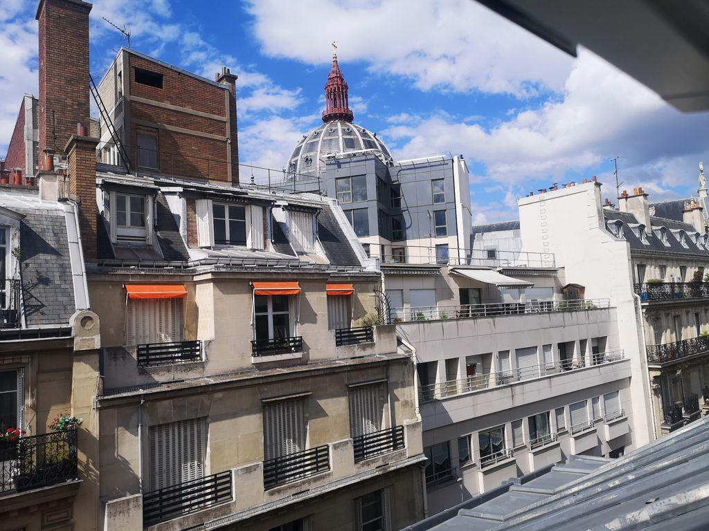 Achat studio 9m² - Paris 8ème arrondissement