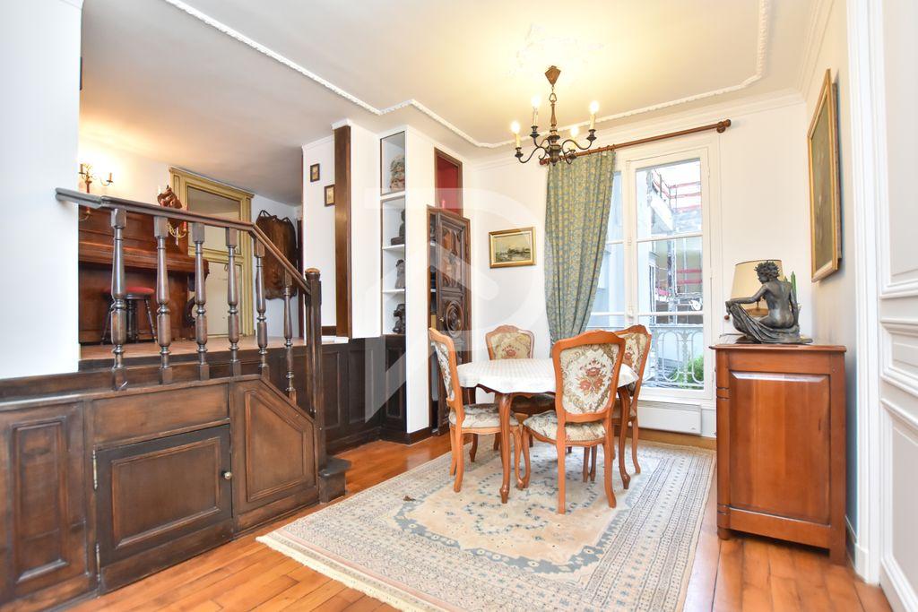 Achat appartement 2pièces 45m² - Paris 8ème arrondissement