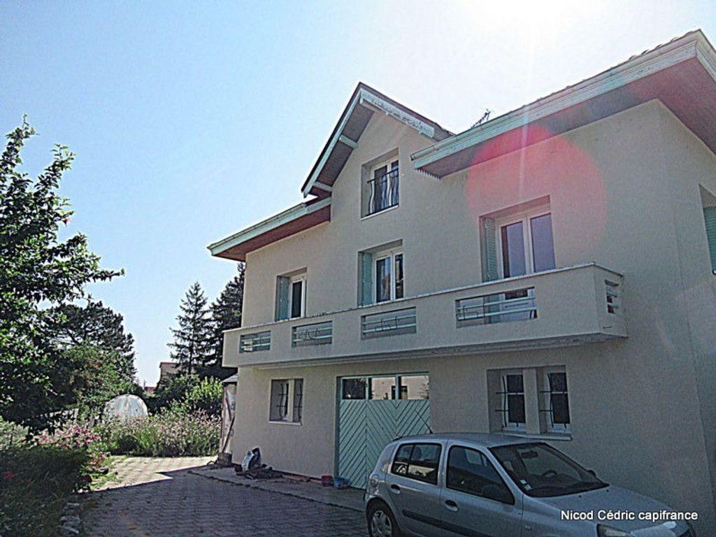 Achat maison 4chambres 140m² - Pont-d'Ain