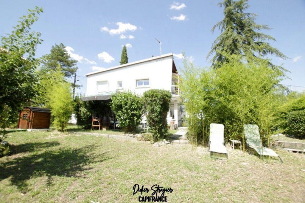 Achat maison 3chambres 122m² - Alès