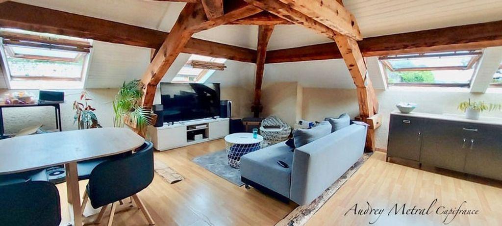 Achat appartement 3pièces 86m² - Seyssel