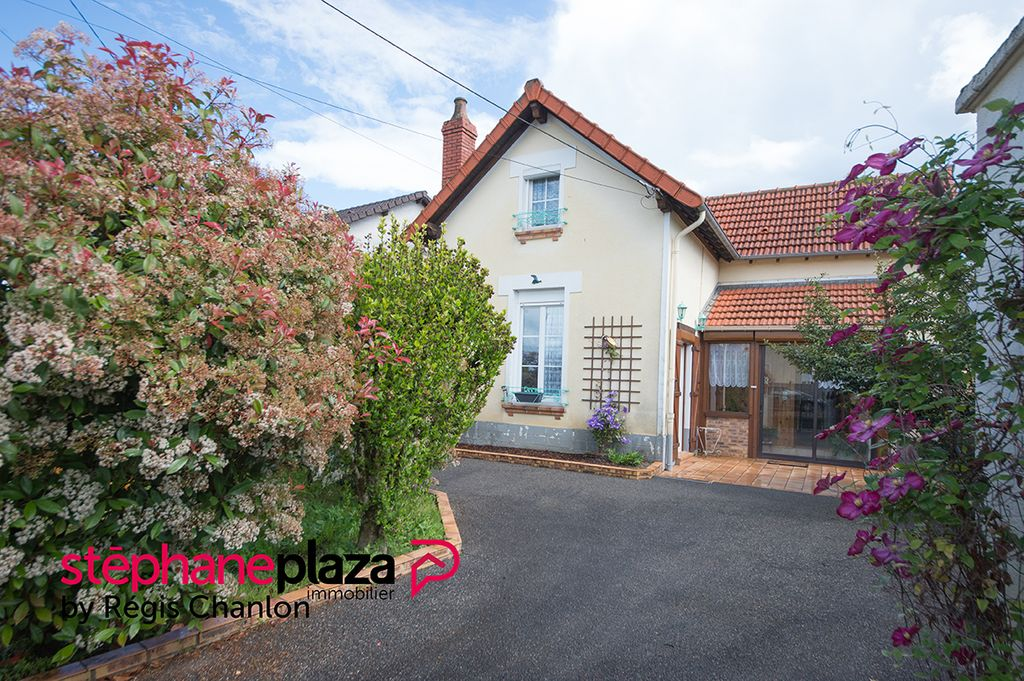 Achat maison 2chambres 85m² - Nevers
