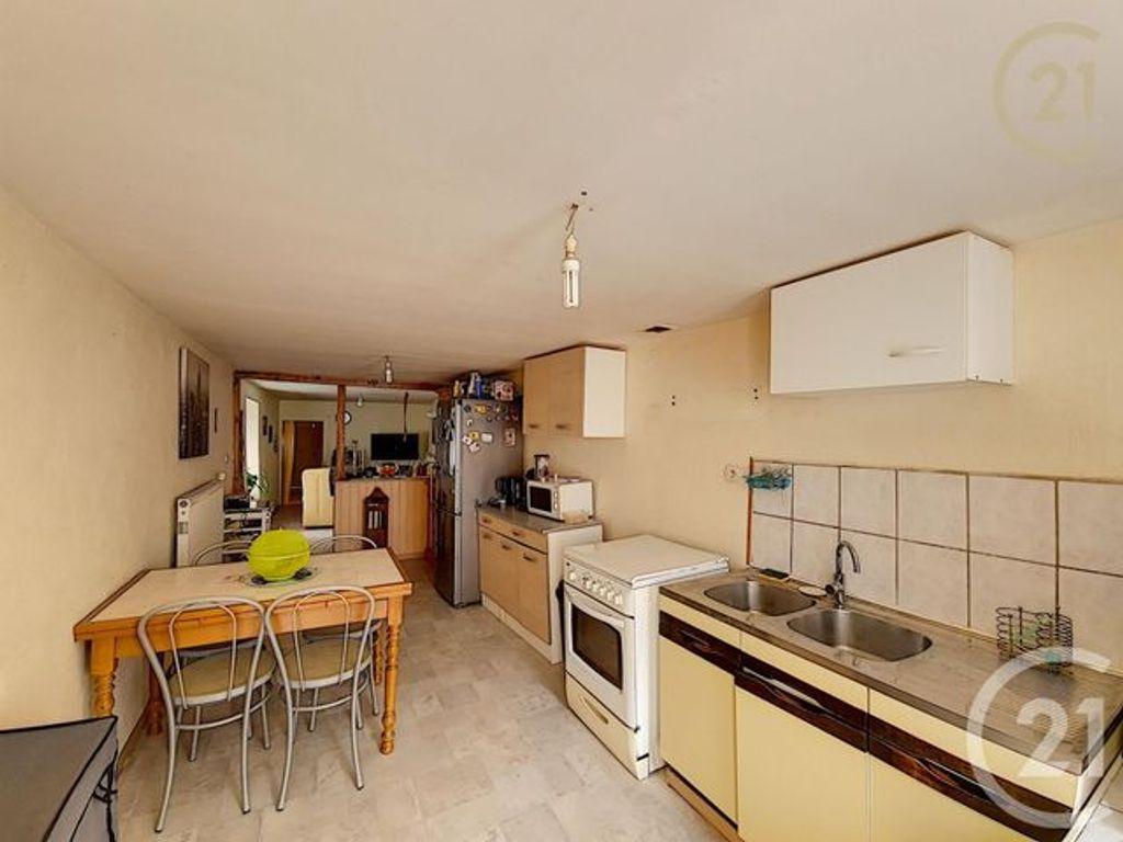 Achat maison 2chambres 62m² - Pont-Saint-Vincent