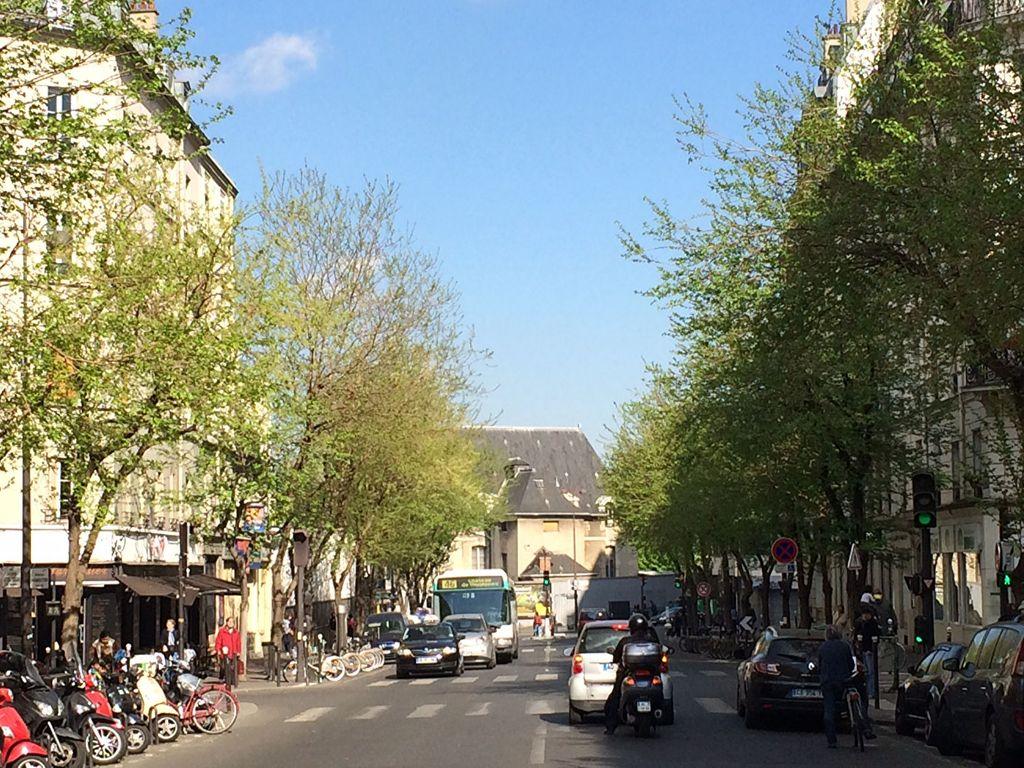 Achat studio 21m² - Paris 11ème arrondissement