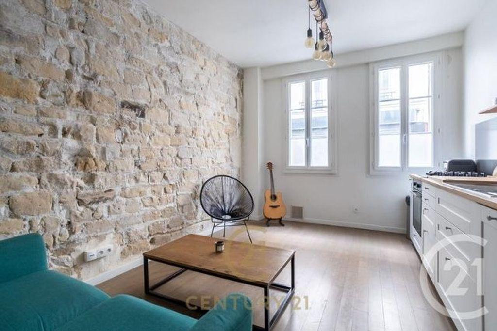Achat studio 30m² - Paris 12ème arrondissement
