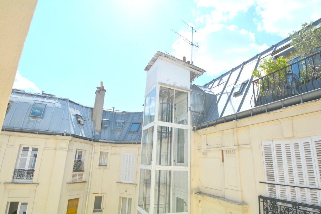 Achat studio 14m² - Paris 16ème arrondissement