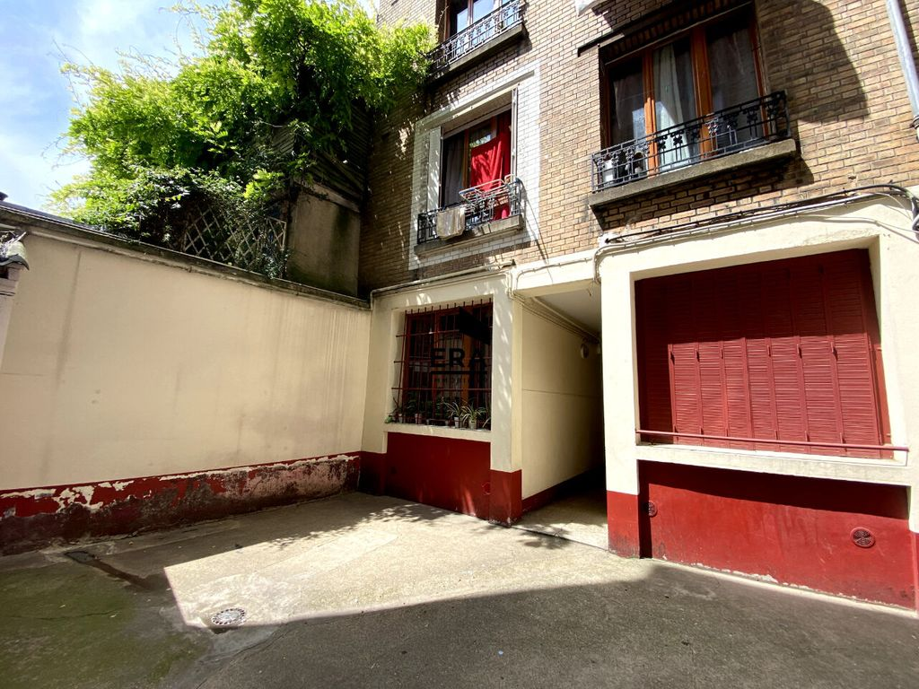 Achat studio 18m² - Paris 19ème arrondissement