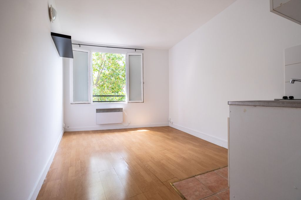Achat studio 17m² - Paris 11ème arrondissement