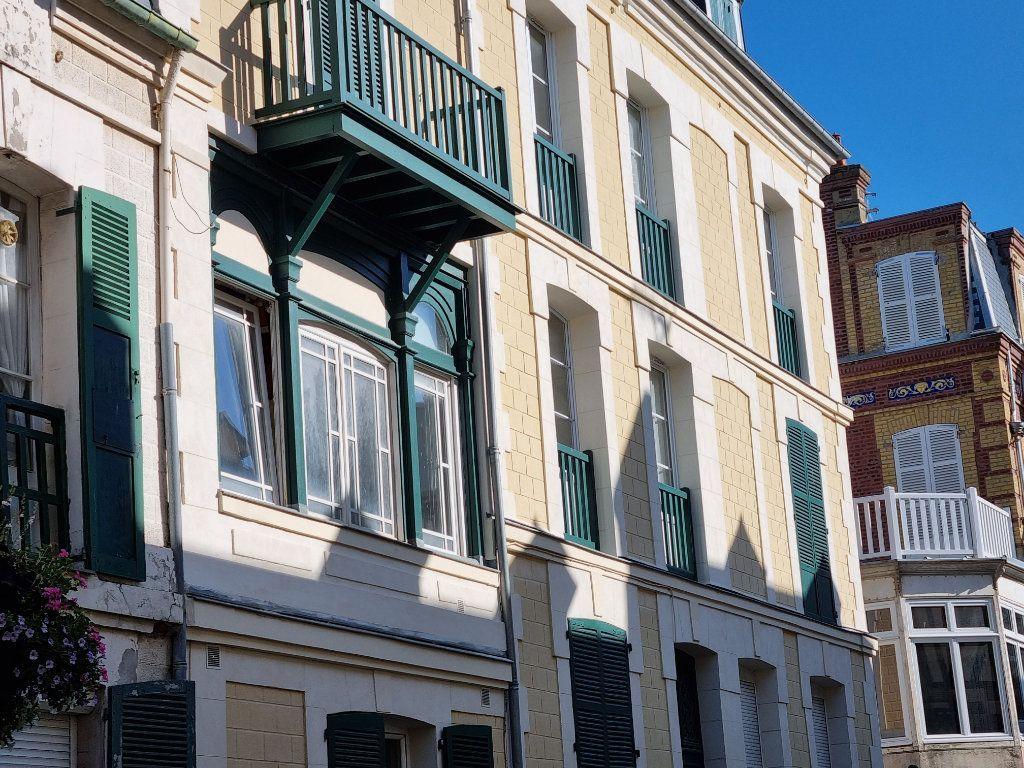 Achat studio 16m² - Villers-sur-Mer