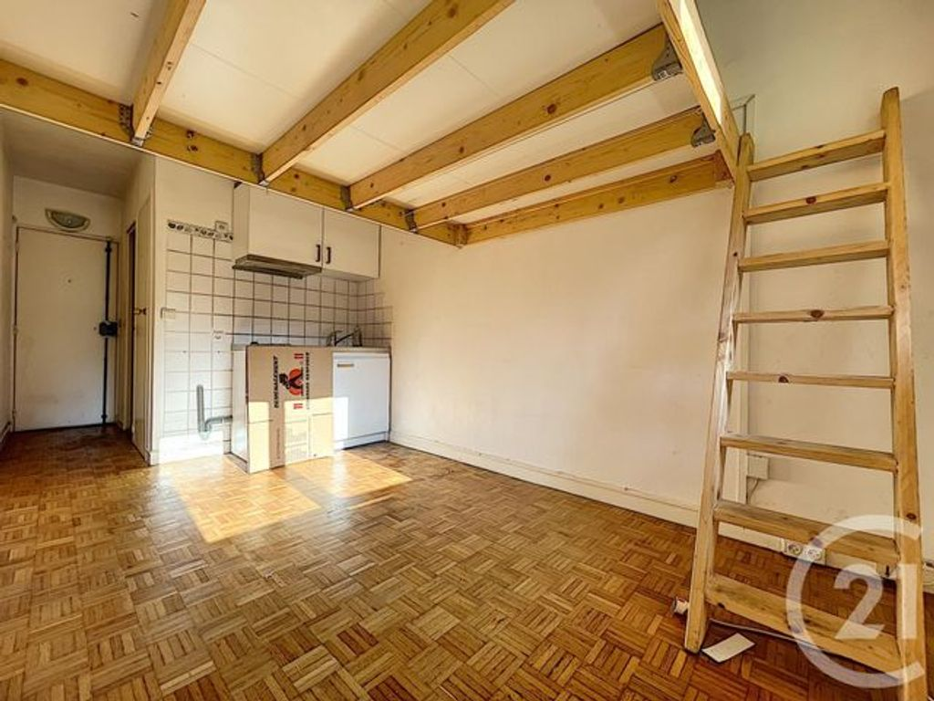 Achat studio 16m² - Paris 20ème arrondissement