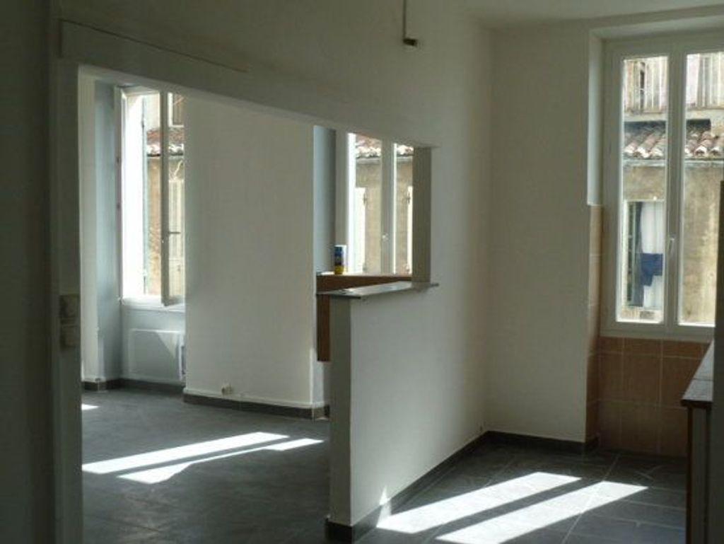 Achat appartement 2pièces 42m² - Marseille 3ème arrondissement