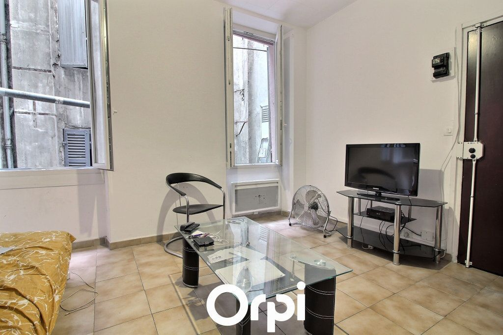 Achat studio 26m² - Marseille 6ème arrondissement