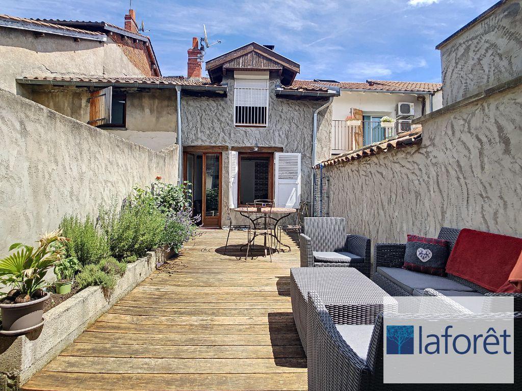 Achat maison 3chambres 83m² - Saint-Trivier-sur-Moignans
