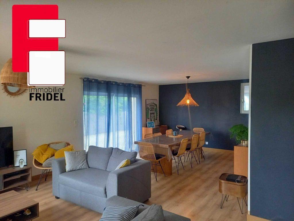 Achat maison 3chambres 112m² - Les Bordes-Aumont