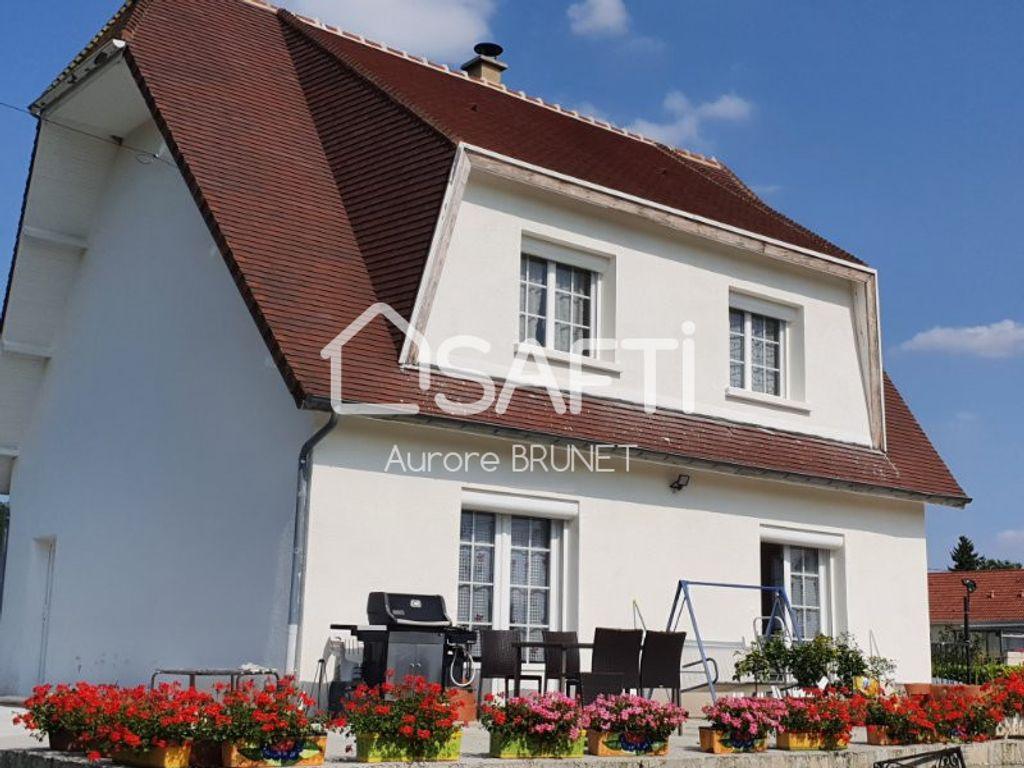 Achat maison 4 chambre(s) - Droupt-Saint-Basle