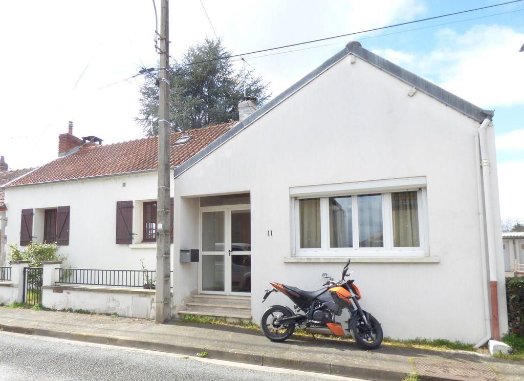 Achat maison 3chambres 148m² - Montluçon