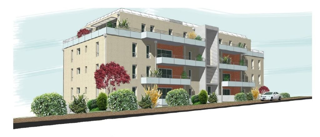 Achat appartement 3pièces 73m² - Die
