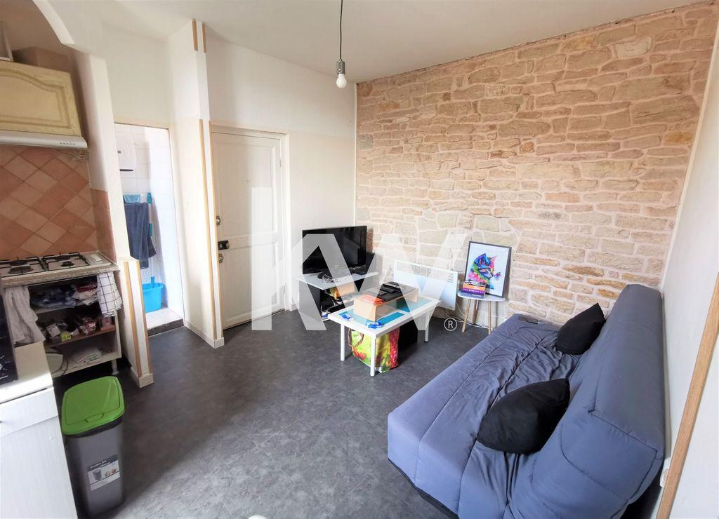 Achat appartement 2pièces 35m² - Dijon