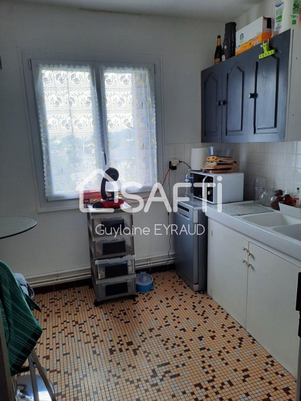 Achat appartement 2pièces 48m² - Soissons