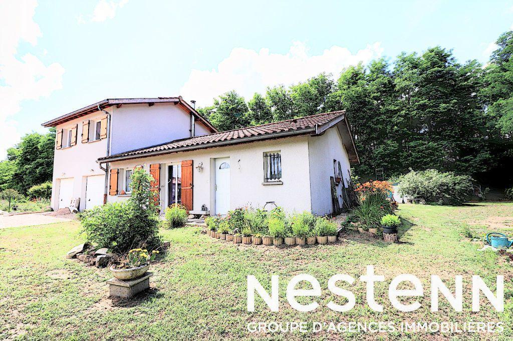Achat maison 4chambres 122m² - Cormoranche-sur-Saône