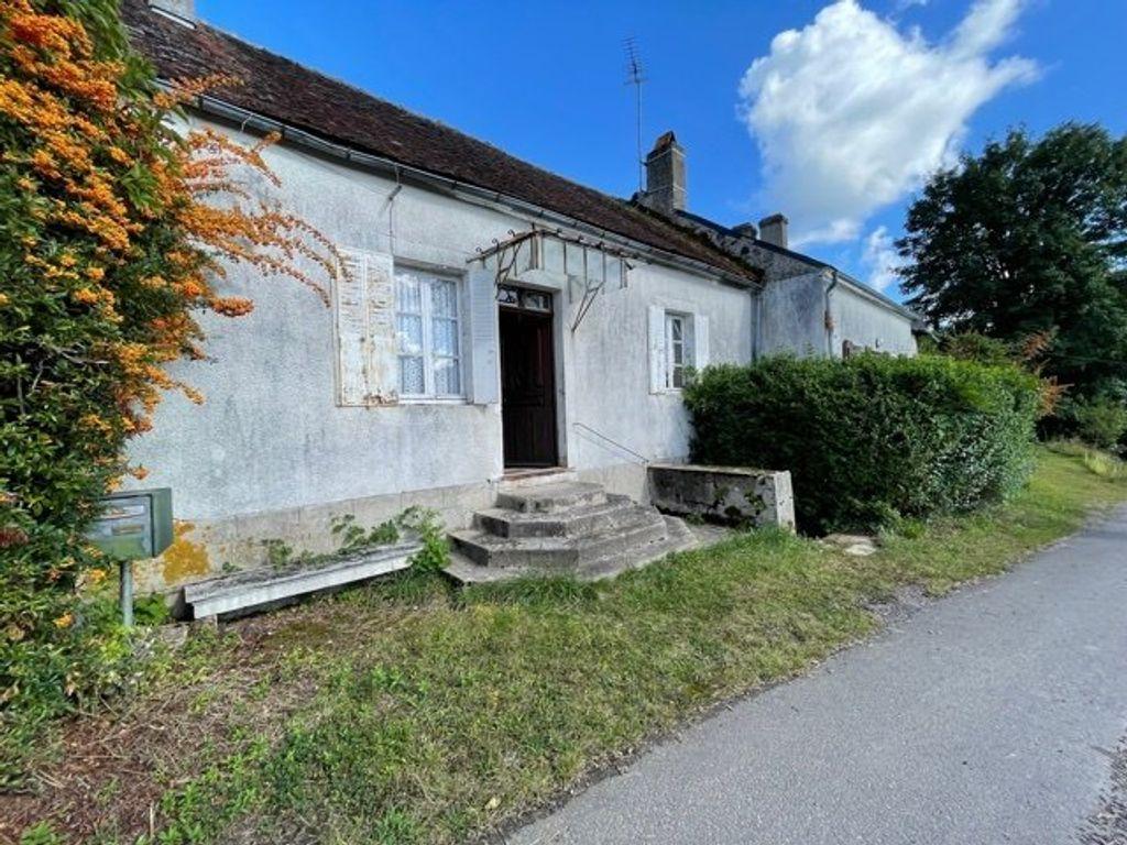 Achat maison 3chambres 91m² - Saint-André-en-Morvan