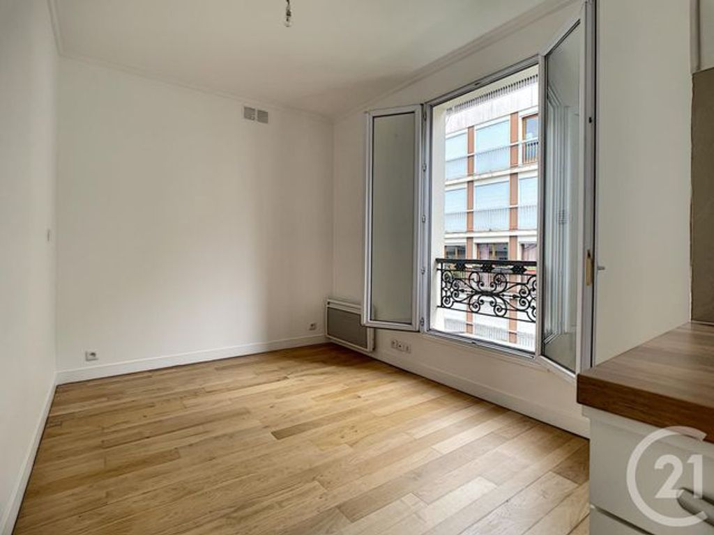 Achat studio 14m² - Paris 18ème arrondissement