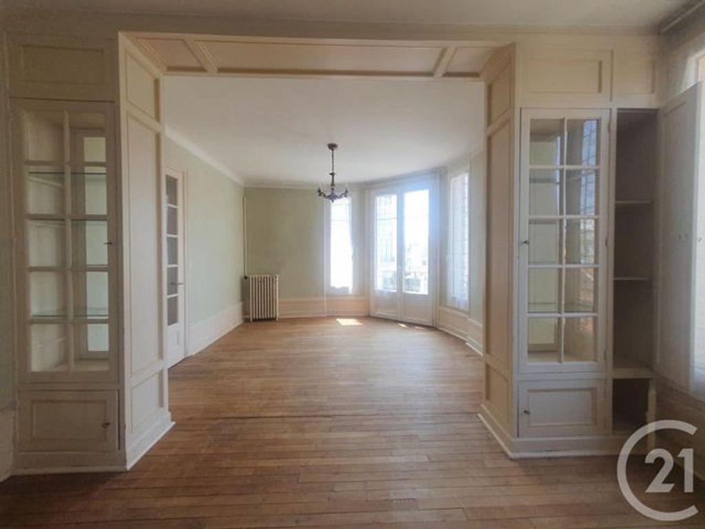 Achat appartement 5pièces 82m² - Montluçon