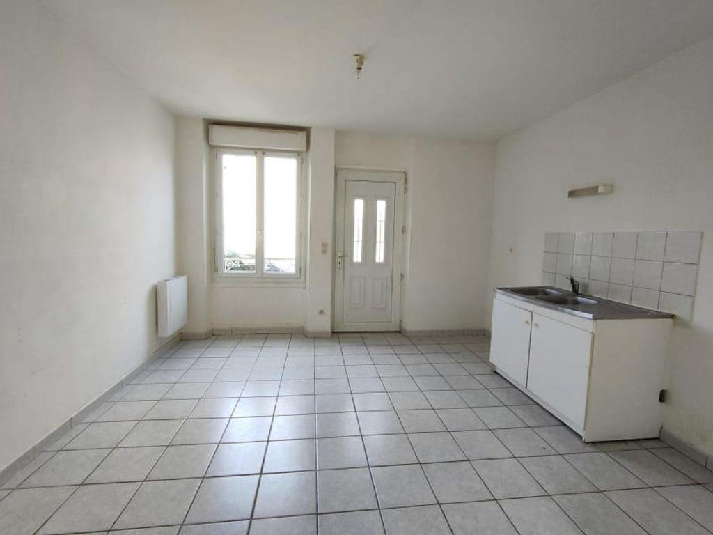 Achat appartement 2pièces 42m² - Crépy-en-Valois
