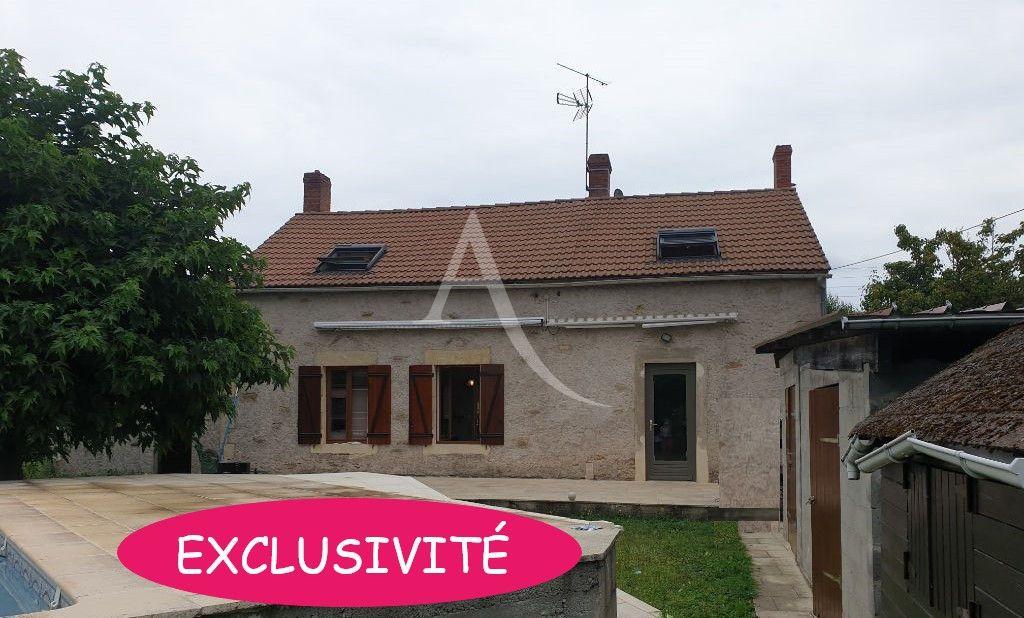 Achat maison 5chambres 145m² - Fourchambault