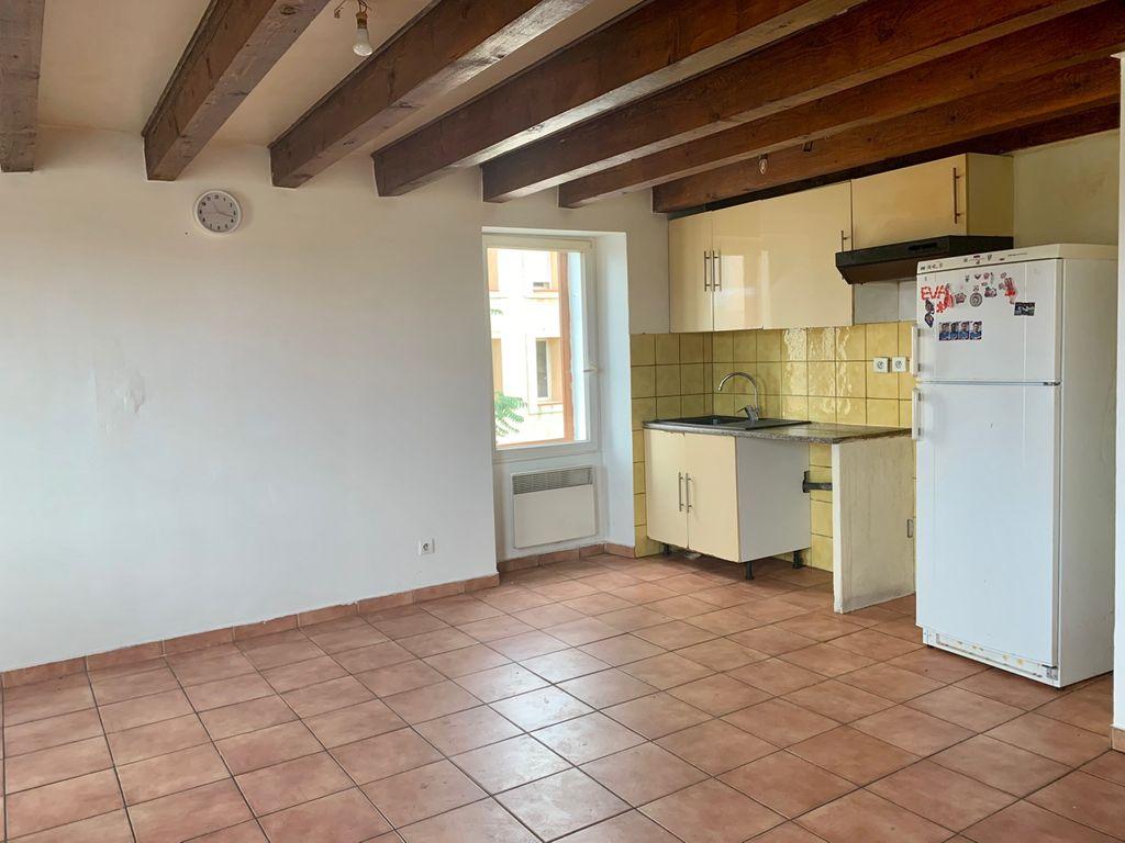 Achat duplex 2pièces 38m² - Marseille 10ème arrondissement