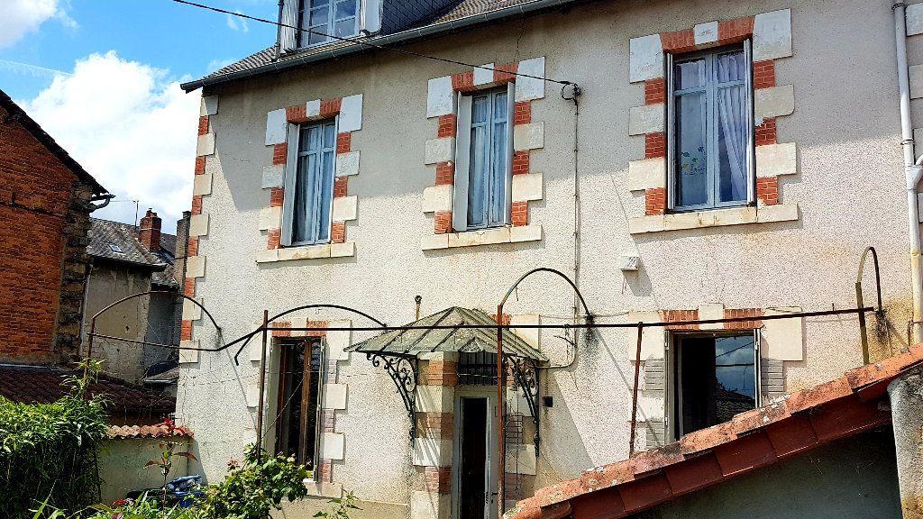 Achat maison 3chambres 110m² - Limoges