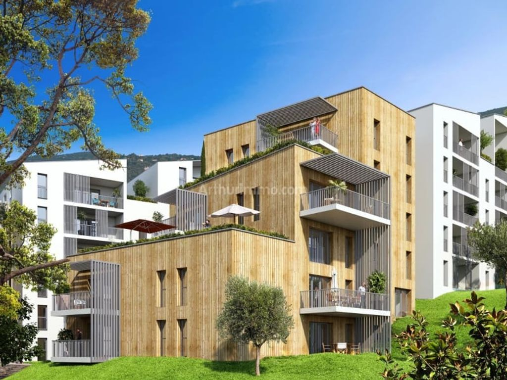 Achat studio 31m² - Valle-di-Mezzana