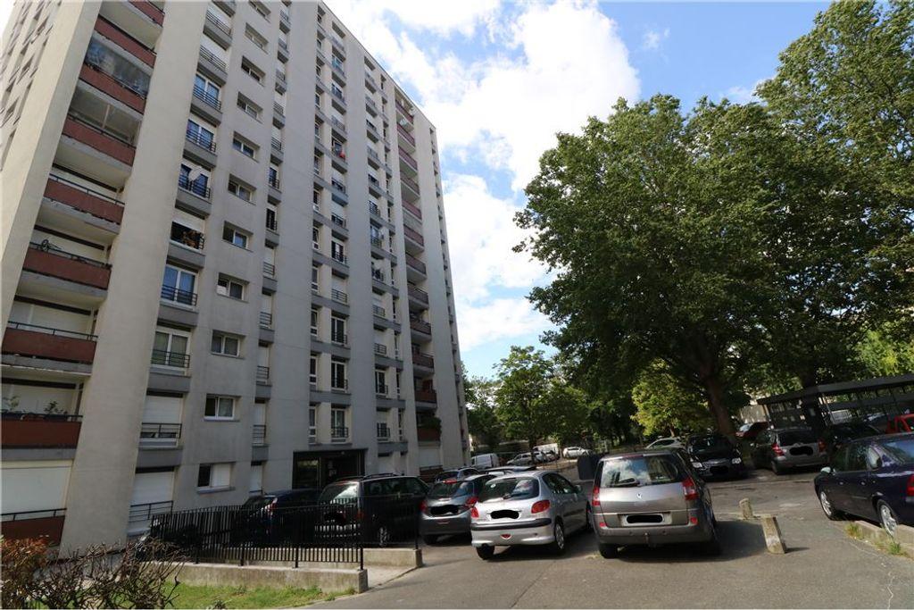 Achat appartement 2pièces 44m² - Aulnay-sous-Bois