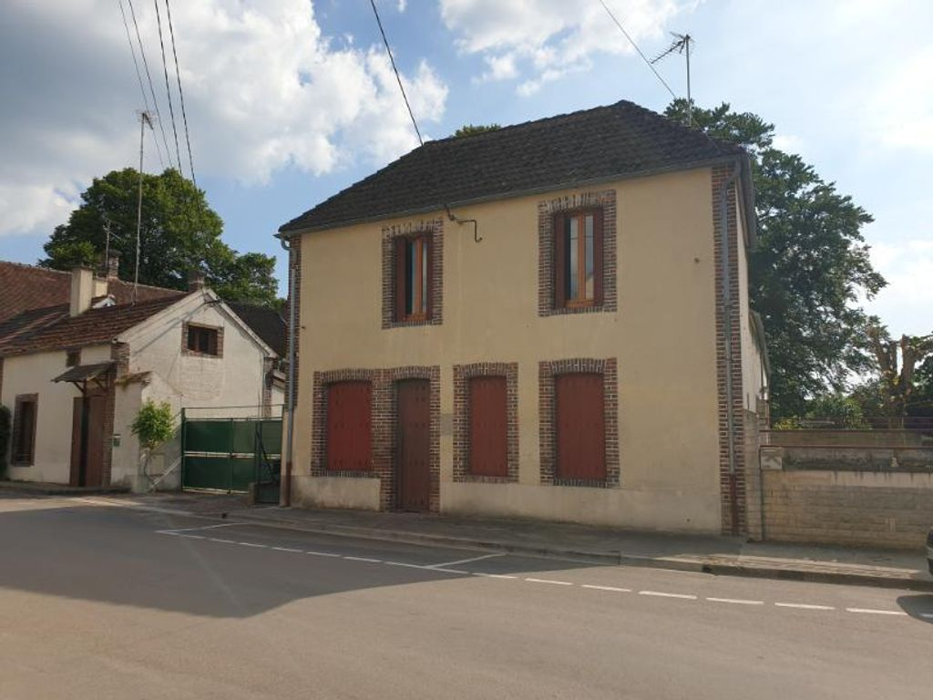 Achat maison 3chambres 93m² - Ormoy