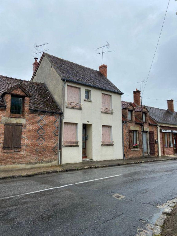 Achat maison 3chambres 80m² - Vannes-sur-Cosson