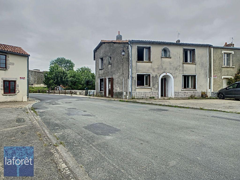 Achat maison 4chambres 112m² - Pougne-Hérisson