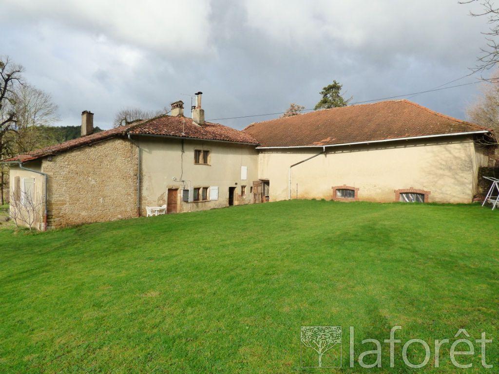 Achat maison 2chambres 163m² - Courmangoux