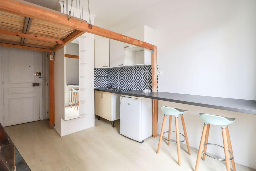 Achat studio 12m² - Montrouge