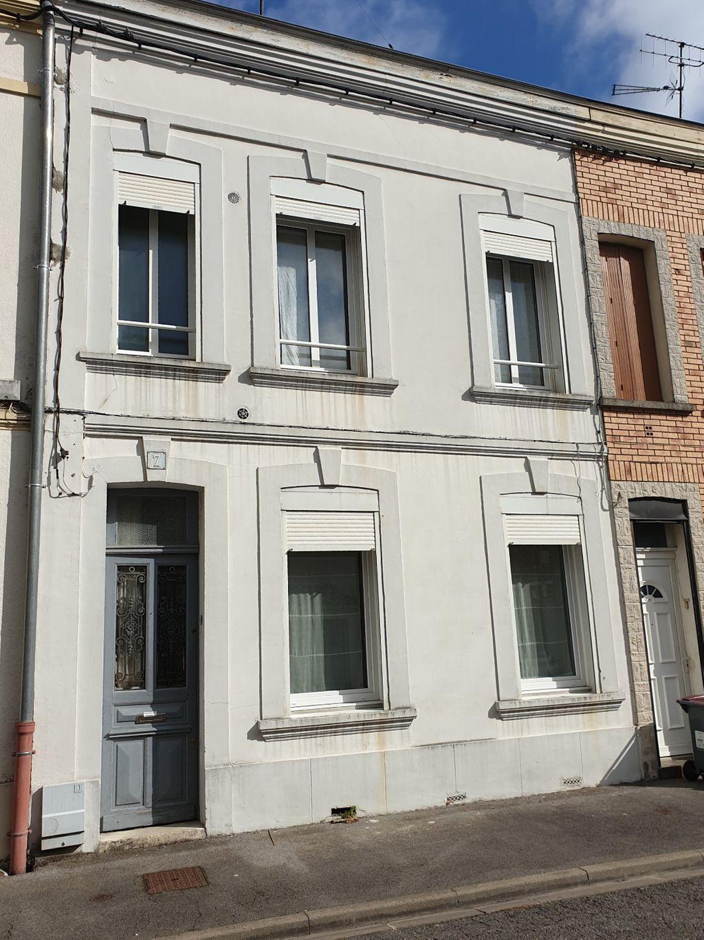 Achat maison 2chambres 80m² - Saint-Quentin