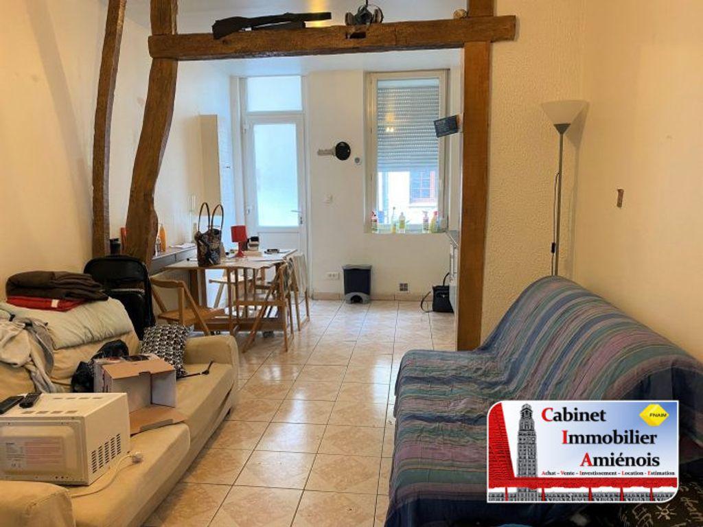 Achat maison 3chambres 56m² - Amiens