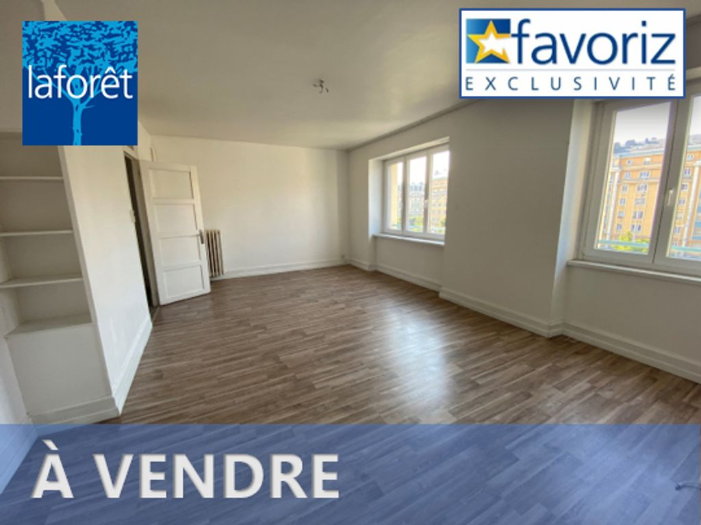Achat appartement 4pièces 89m² - Belfort