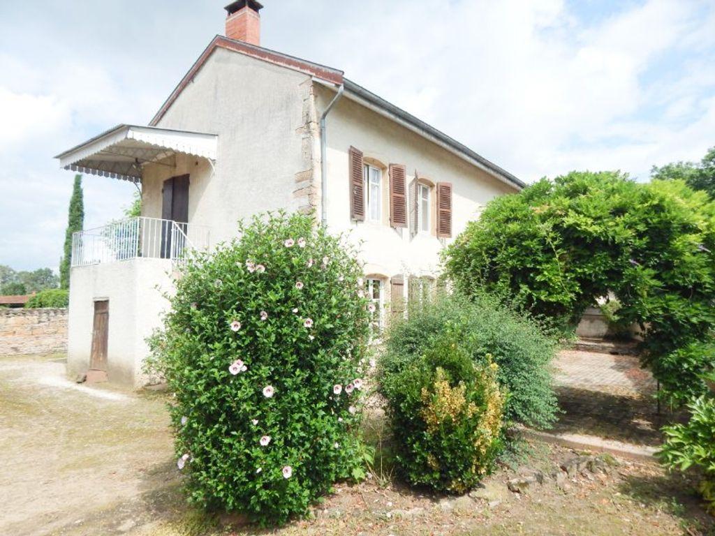 Achat maison 5chambres 170m² - Pont-de-Vaux