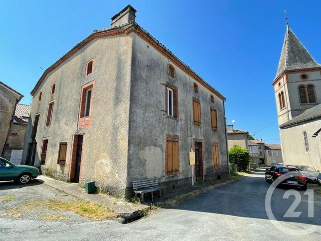 Achat maison 4chambres 163m² - Le Fraysse