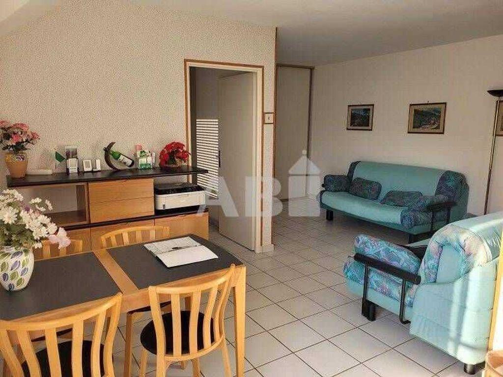 Achat appartement 2pièces 45m² - Saint-Genis-Pouilly