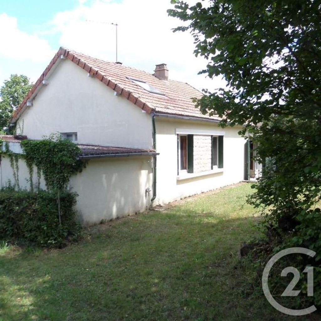 Achat maison 3chambres 83m² - Villiers-sur-Yonne