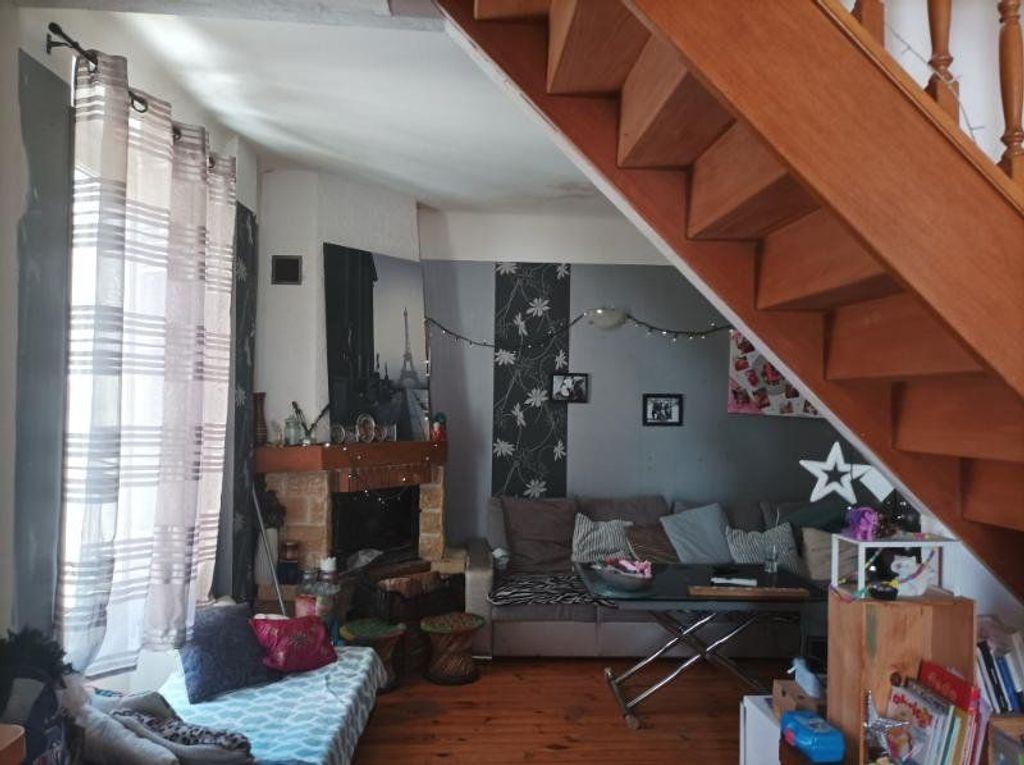 Achat duplex 4pièces 80m² - Laragne-Montéglin