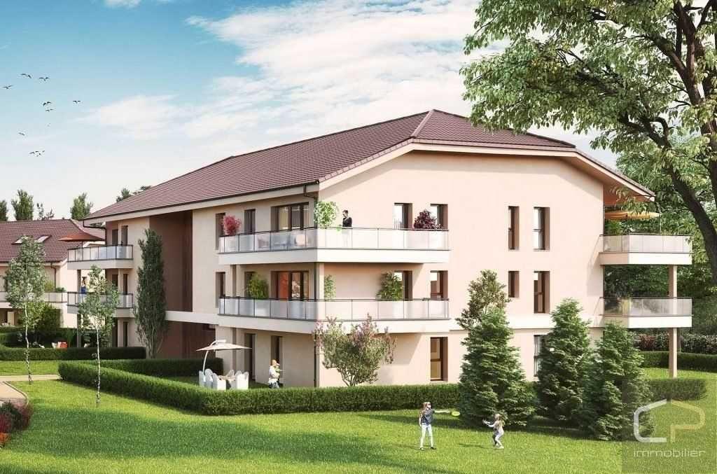 Achat appartement 3pièces 65m² - Crozet