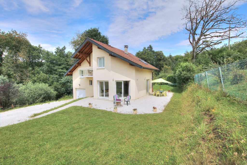 Achat maison 4chambres 115m² - Annecy