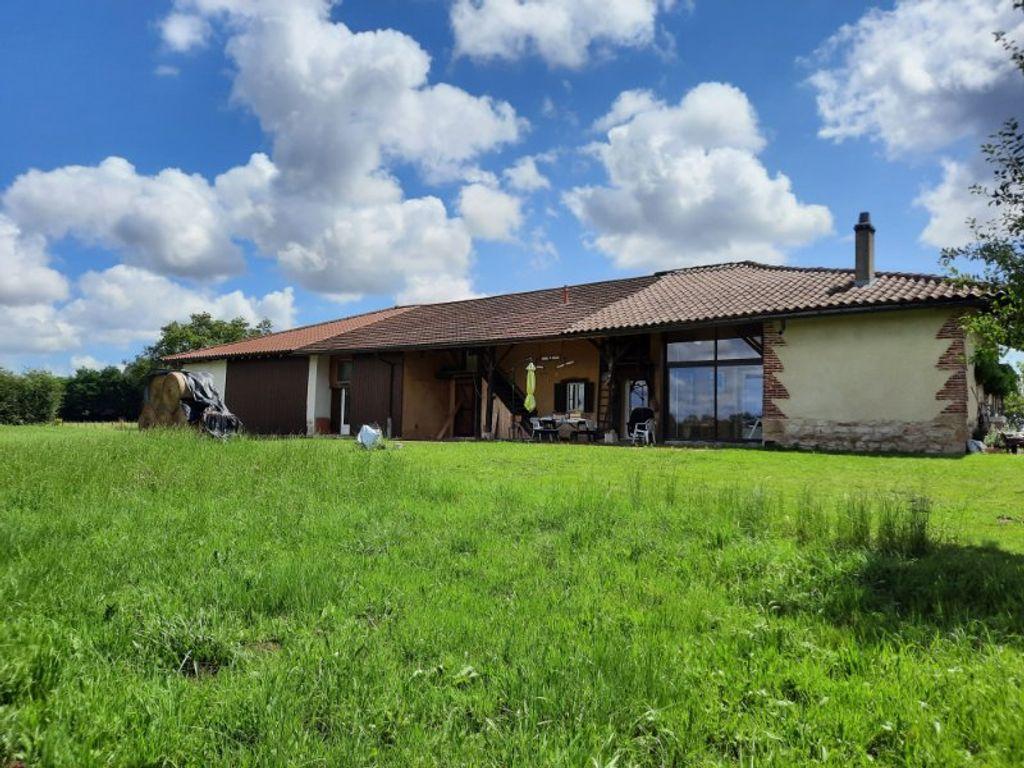 Achat maison 3chambres 206m² - Montrevel-en-Bresse
