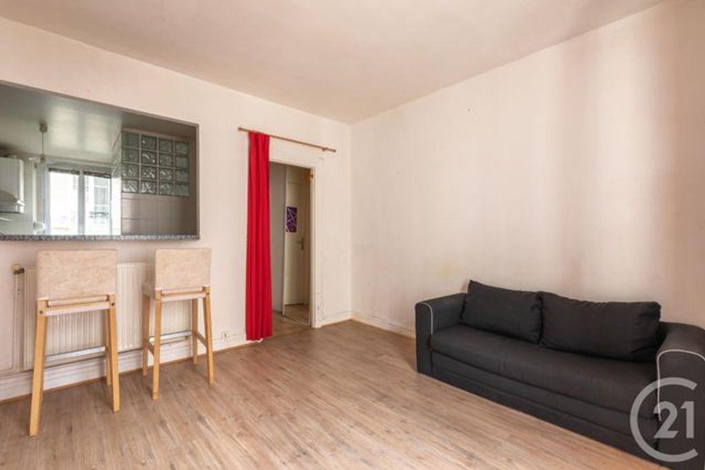 Achat studio 25m² - Paris 14ème arrondissement